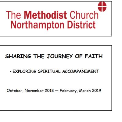 Journey Of Faith flyer