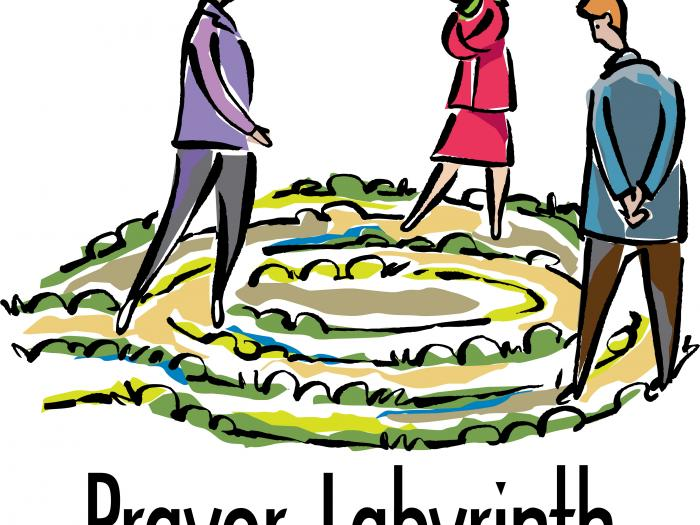 Prayer Labyrinth from clipart-library